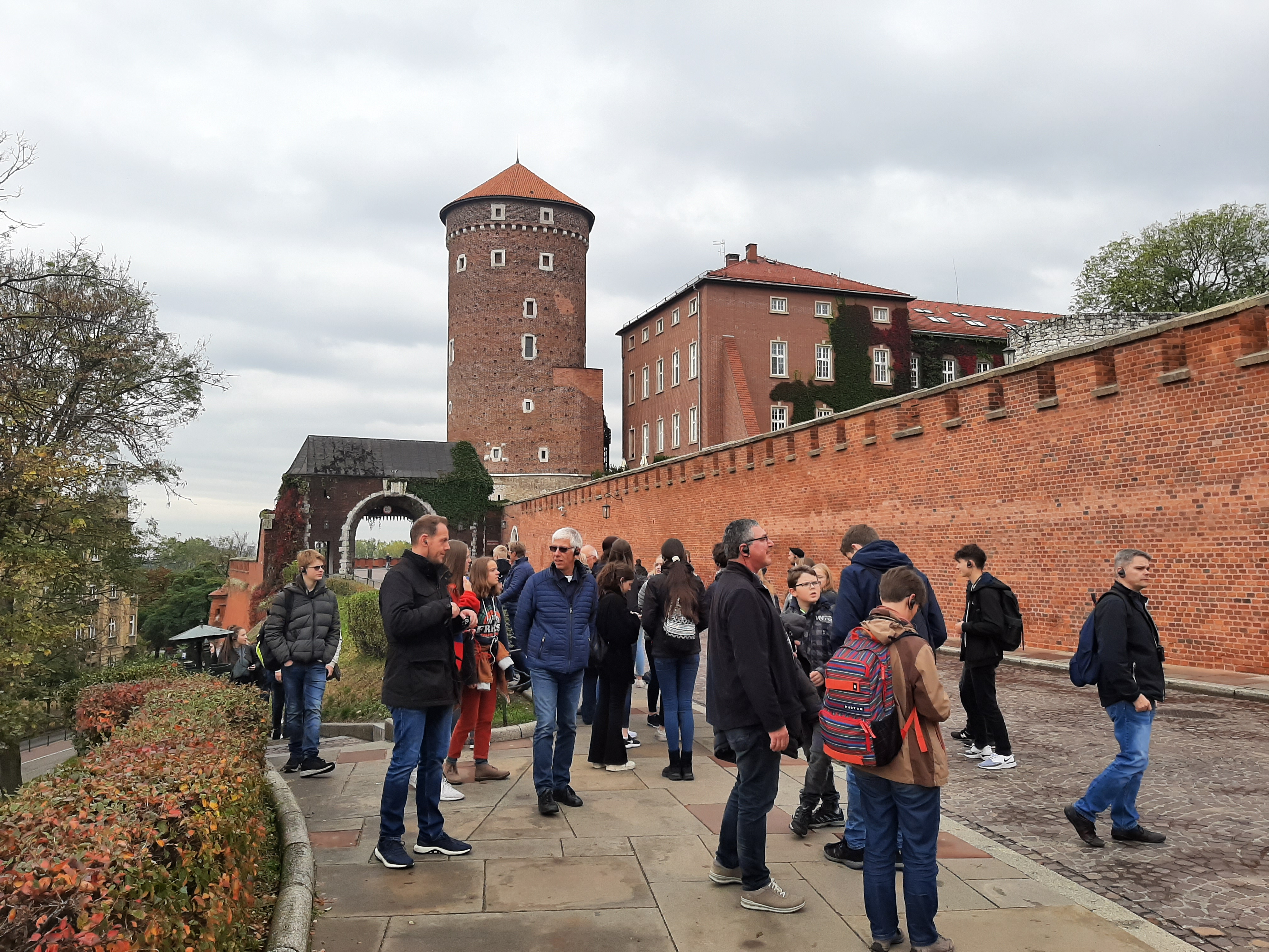 Krakau - Burg Wawel