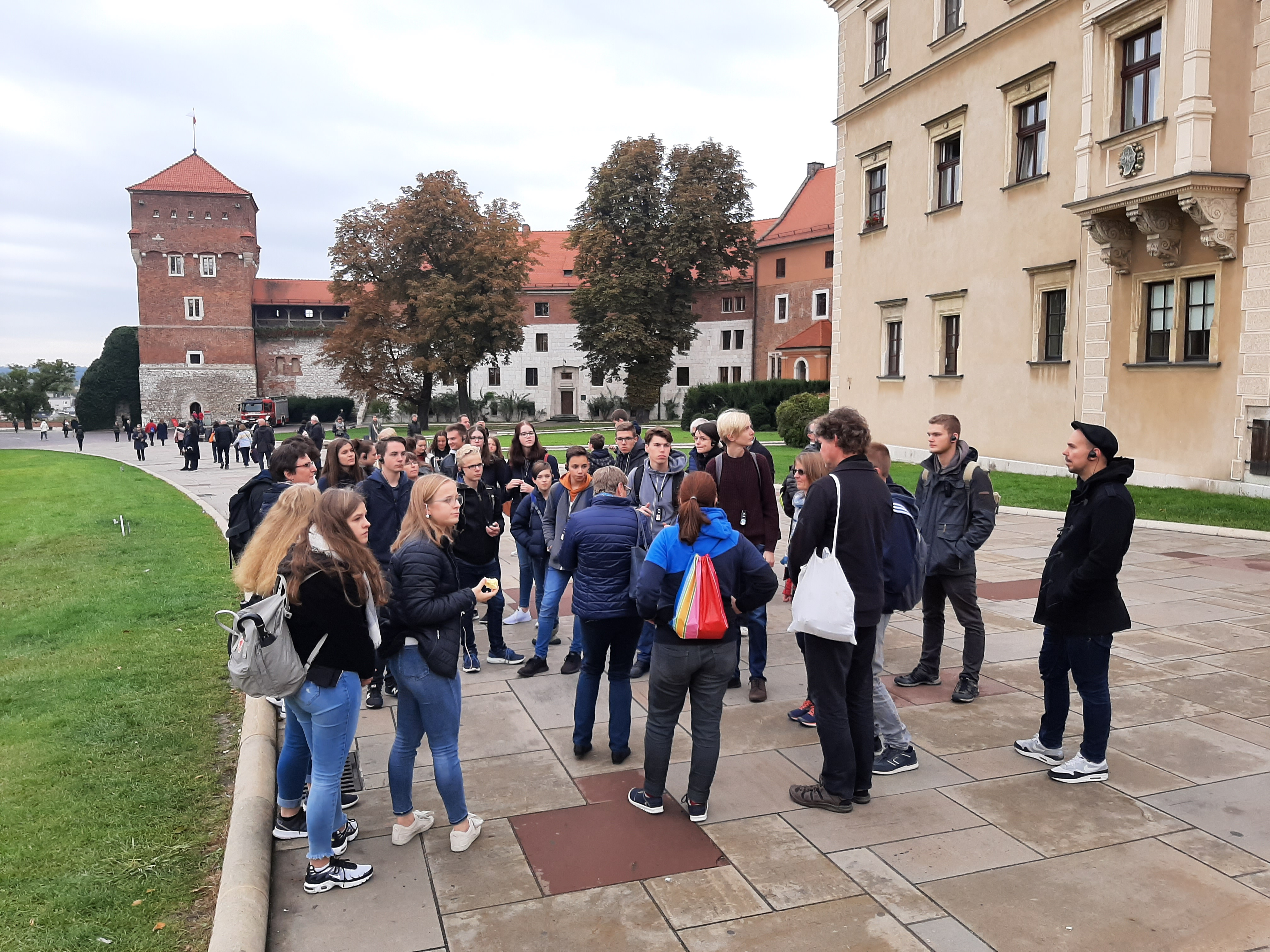 Krakau - Burg Wawel