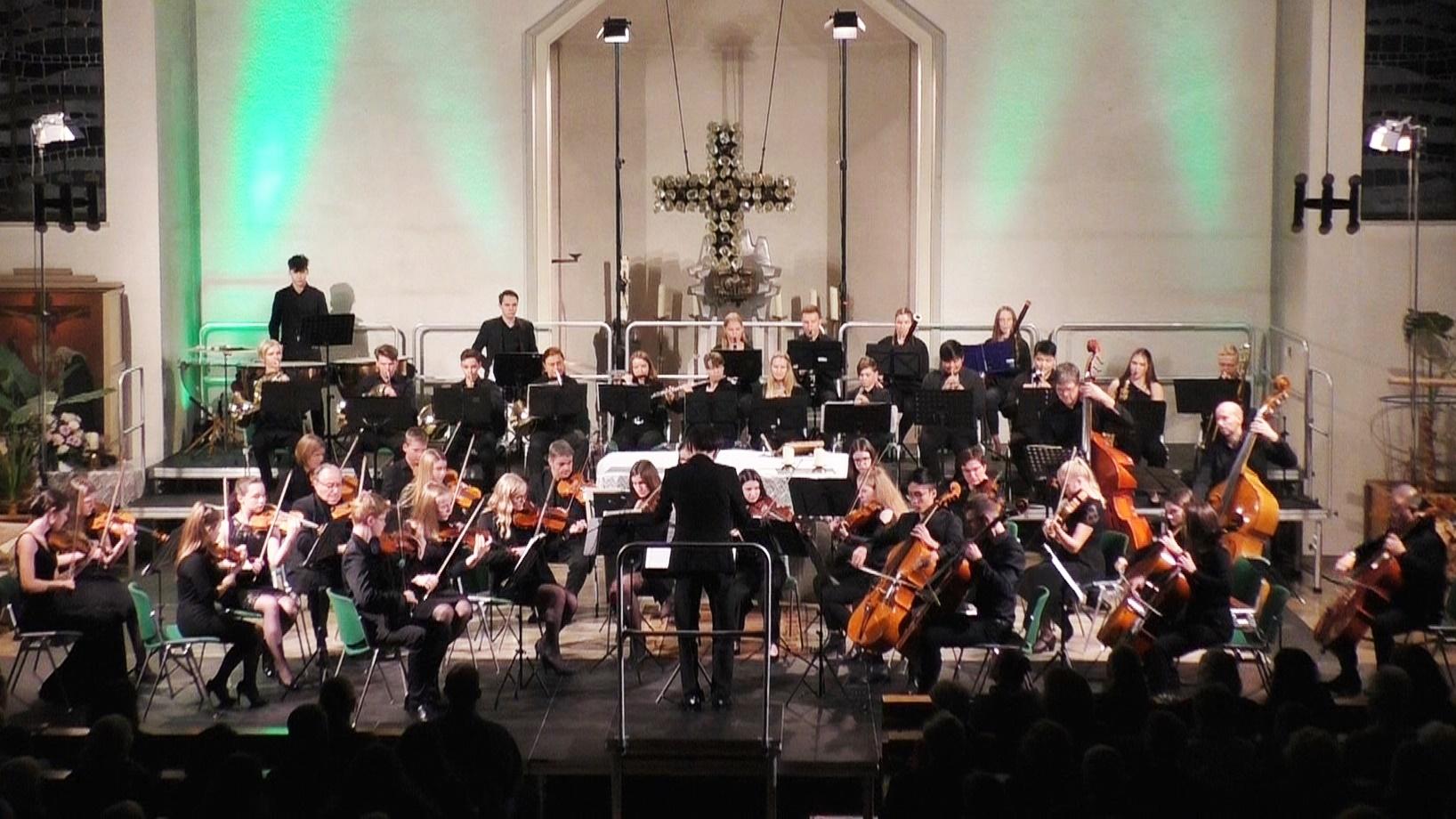 Junge Philharmonie Nordhessen