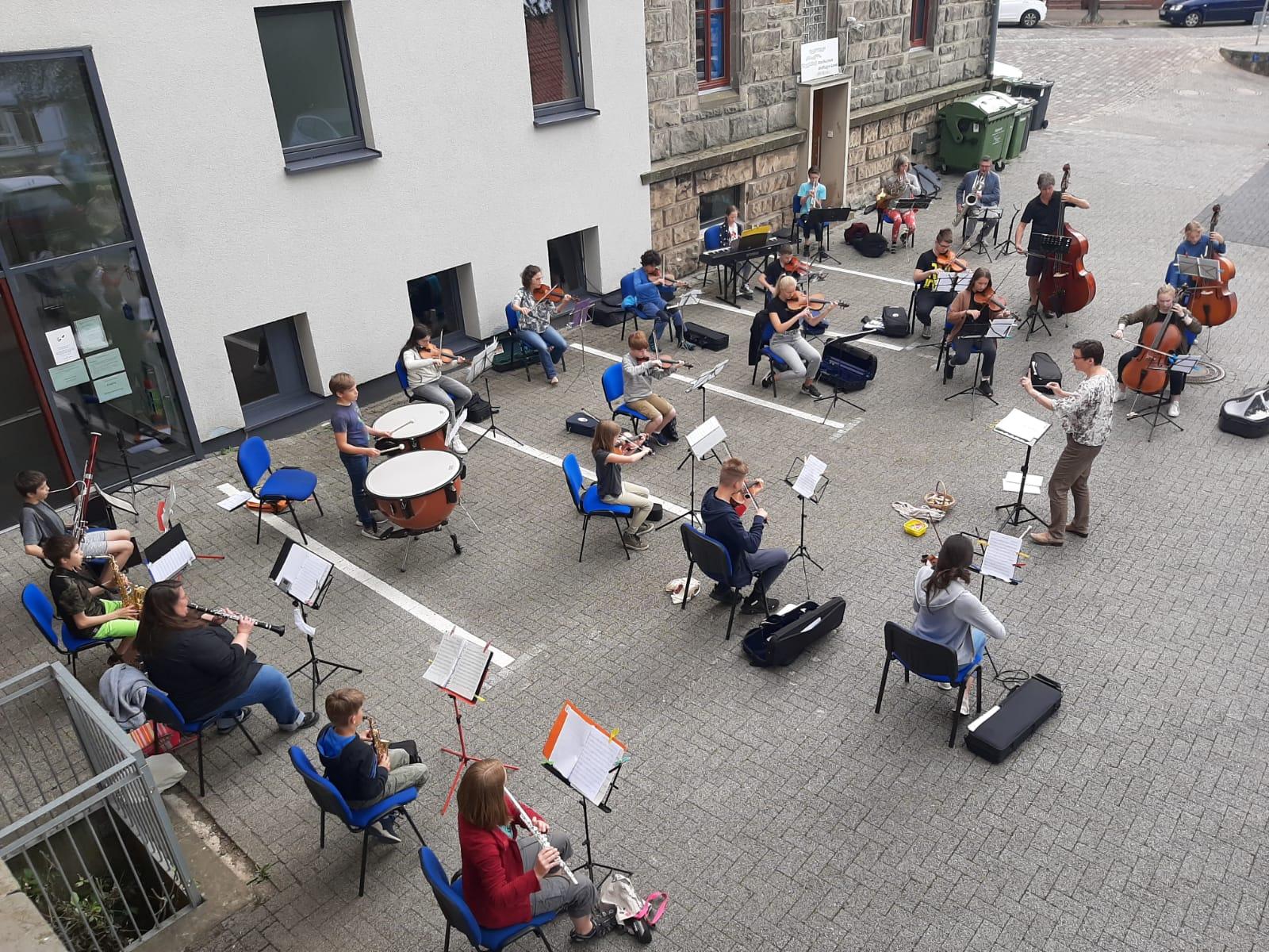 Junge Philharmonie Wolfhagen