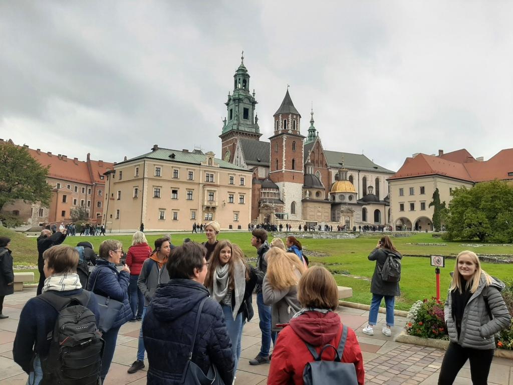 2019 Polen, Krakau