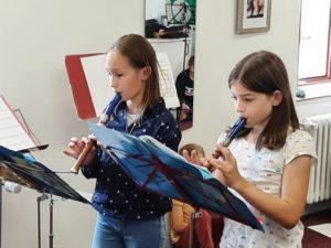 Blockflötenkonzert